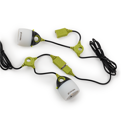 Goal Zero Light-A-Life Mini Light 4-Pack & Shades