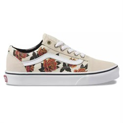 Vans Mary Rand Old Skool Shoes - Women's