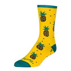 SockGuy Pineapple Crew Socks