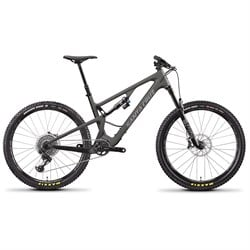Santa Cruz Bicycles 5010 CC X01 Complete Mountain Bike 2020