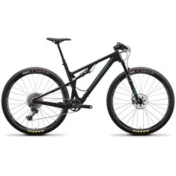 Santa Cruz Bicycles Blur X01 Trail Complete Mountain Bike 2020