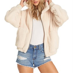 Billabong Always Cozy Sherpa Jacket - Women's