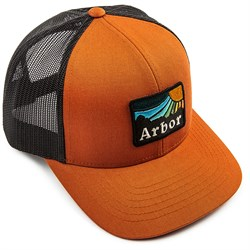 Arbor High Rise Trucker Hat