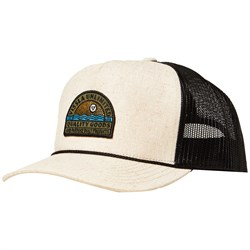 Vissla Quality Goods Eco Hemp Trucker Hat