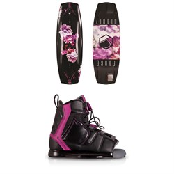 Liquid Force Angel ​+ Plush Wakeboard Package - Women's 2020