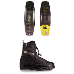 Liquid Force Classic + Classic 6X Wakeboard package 2020