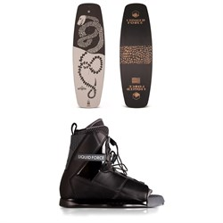 Liquid Force Butterstick + Transit Wakeboard Package 2020