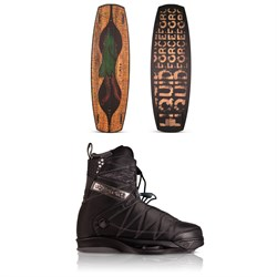 Liquid Force Timba ​+ Classic 6X Wakeboard Package 2020
