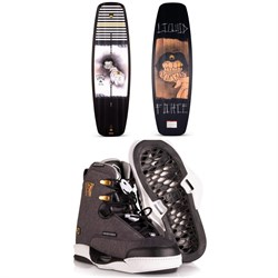 Liquid Force Virago ​+ Vale 4D Wakeboard Package - Women's
