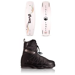 Liquid Force Aspen ​+ Classic 6X Wakeboard Package - Women's 2020