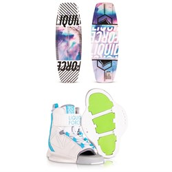 Liquid Force Dream Wakeboard Package - Girls' 2021
