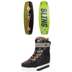 Slingshot Windsor ​+ RAD Wakeboard Package 2020
