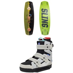 Slingshot Windsor ​+ Space Mob Wakeboard Package 2020