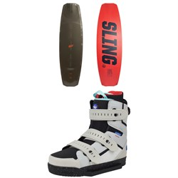 Slingshot Volt ​+ Space Mob Wakeboard Package 2020