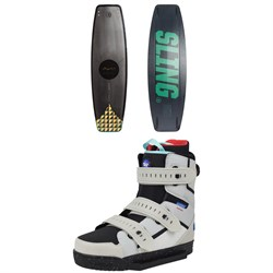 Slingshot Nomad ​+ Space Mob Wakeboard Package 2020