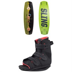 Slingshot Windsor ​+ Option Wakeboard Package