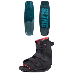Slingshot Pill ​+ Option Wakeboard Package