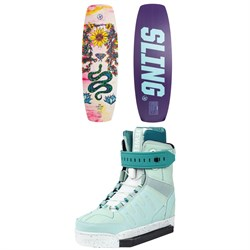 Slingshot Valley ​+ Jewel Wakeboard Package - Women's 2020