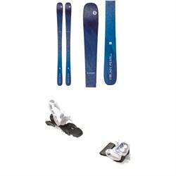 Blizzard Black Pearl 88 Skis - Women's + Tyrolia Attack² 11 GW Ski Bindings 2020