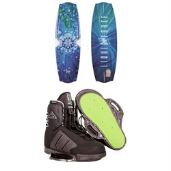 Liquid Force Trip ​+ IPX Form Wakeboard Package