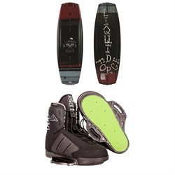 Liquid Force Classic + IPX Form Wakeboard Package
