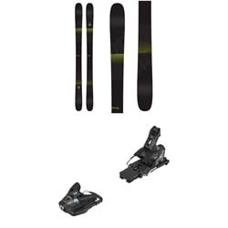 Armada ARV 96 UL Skis ​+ Salomon STH2 WTR 13 Ski Bindings 2020