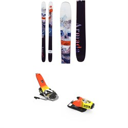 Armada ARV 106 Skis ​+ Look Pivot 18 Ski Bindings