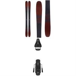 Line Skis Chronic Skis + Armada STH2 WTR 16 Ski Bindings 2020