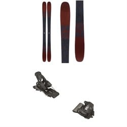 Line Skis Chronic Skis ​+ Tyrolia Attack² 13 GW Ski Bindings 2020