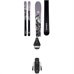 Armada Invictus 99 Ti Skis ​+ STH2 WTR 16 Ski Bindings 2020
