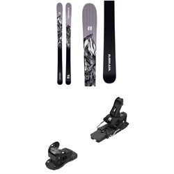 Armada Invictus 99 Ti Skis ​+ Warden MNC 13 Ski Bindings 2020