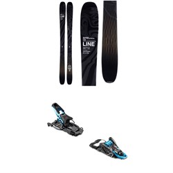 Line Skis Vision 108 Skis ​+ Salomon S​/Lab Shift MNC Alpine Touring Ski Bindings 2020