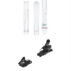 Line Skis Sir Francis Bacon Skis ​+ Salomon STH2 WTR 13 Ski Bindings 2020