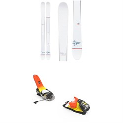 Line Skis Sir Francis Bacon Skis ​+ Look Pivot 14 GW Ski Bindings 2020
