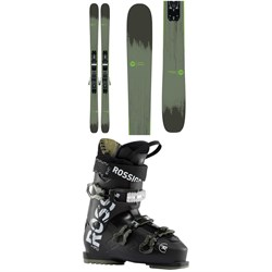 Rossignol Smash 7 Skis ​+ Xpress 10 Bindings 2020 ​+ Evo 70 Ski Boots 2020