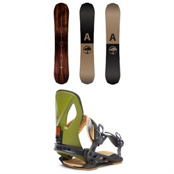 Arbor Element Snowboard 2019 ​+ Arbor Cypress LTD Snowboard Bindings