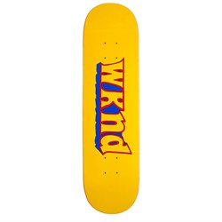 WKND Good Times Yellow 7.75 Skateboard Deck