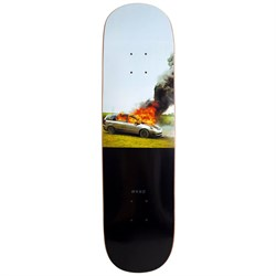 WKND Van on Fire 8.25 Skateboard Deck