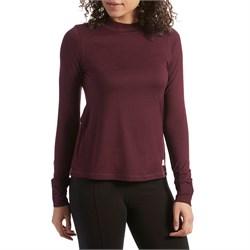Vuori Long-Sleeve Lux Performance T-Shirt - Women's