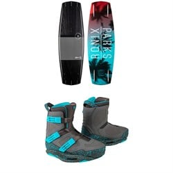 Ronix Parks Modello ​+ Supreme Wakeboard Package 2020