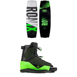 Ronix Vault + District Wakeboard Package 2020