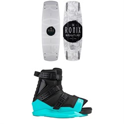 Ronix Signature + Halo Wakeboard Package - Women's 2021