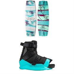 Ronix Krush ​+ Halo Wakeboard Package - Women's 2020