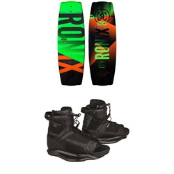 Ronix Vault ​+ Divide Wakeboard Package - Kids' 2021