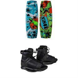 Ronix Vision ​+ Divide Wakeboard Package - Kids' 2021