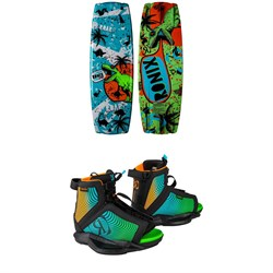 Ronix Vision Wakeboard Package - Boys' 2021