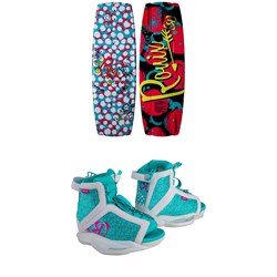 Ronix August Wakeboard Package - Girls' 2020