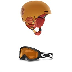 Anon Rime Helmet - Big Kids' + Oakley O2 XS Goggles - Kids'