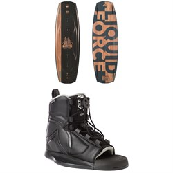 Liquid Force Timba Wakeboard - Blem + Index Wakeboard Package