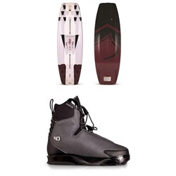 Liquid Force ME Aero ​+ Vida 4D Wakeboard Package - Women's 2020